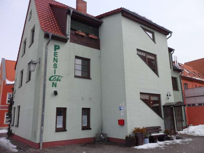 Herzlich willkommen in der Pension Cobi Stralsund